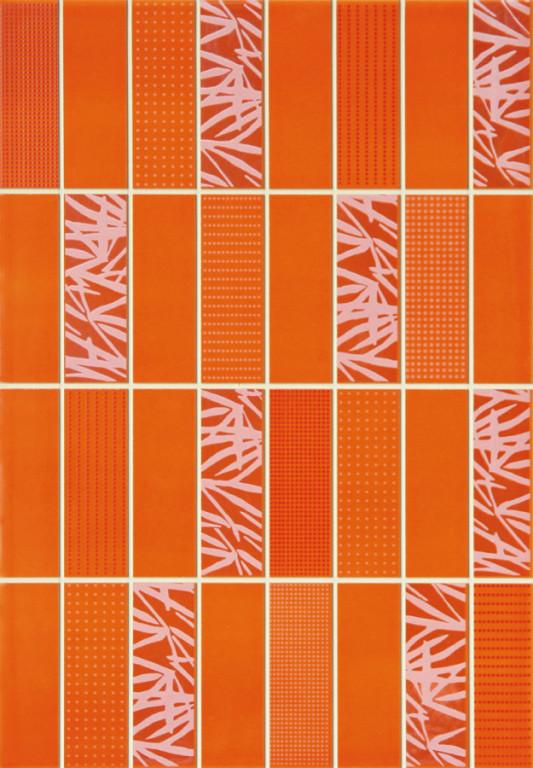 Lesklý dekor ARCO Pom 25x36 cm