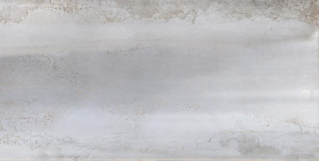 Velkoformátová dlažba zoxidovaného kovu OXIDATIO Titanium 61 x 121 cm