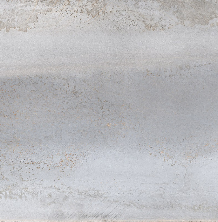 Velkoformátová dlažba zoxidovaného kovu OXIDATIO Titanium 61 x 61 cm