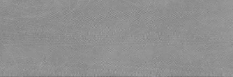 Matný rektifikovaný dekor KROMA Optical Grafito 30 x 90 cm