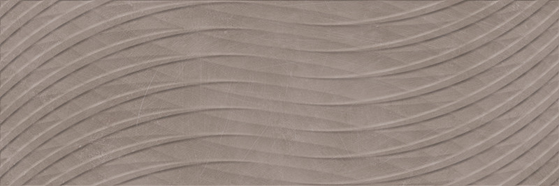 Matný rektifikovaný dekor KROMA Link Cobre 30 x 90 cm