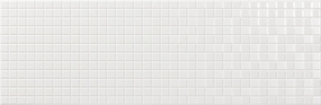 Lesklá mozaika LIFE Blanco 20 x 60 cm