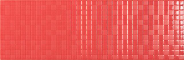 Lesklá mozaika LIFE Rojo 20 x 60 cm