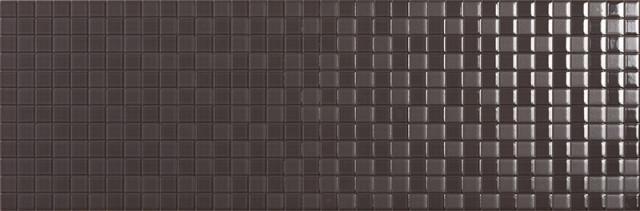 Lesklá mozaika LIFE Grafito 20 x 60 cm