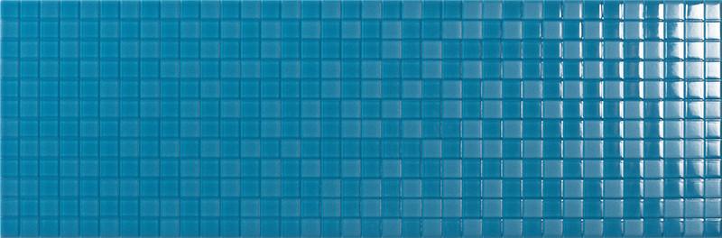 Lesklá mozaika LIFE Azul 20 x 60 cm