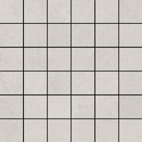Mrazuvzdorná mozaika STREAM White 30x30 cm
