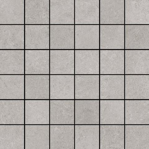 Mrazuvzdorná mozaika STREAM Grey 30x30 cm