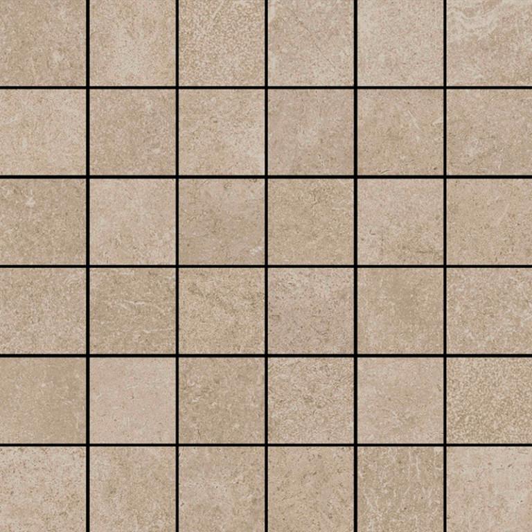 Mrazuvzdorná mozaika STREAM Beige 30x30 cm