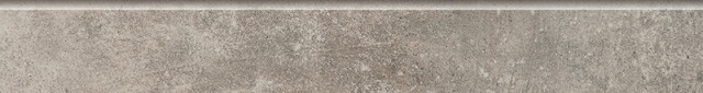 Sokl v imitaci betonu GREY WIND Dark 8x60 cm rett.