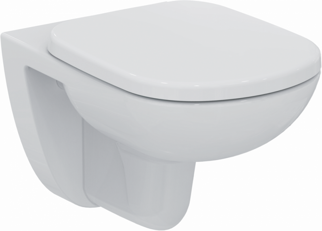 Závěsná keramická WC mísa TEMPO