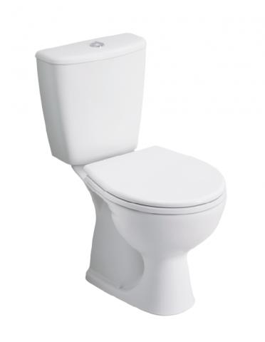 WC kombi mísa REKORD spodní s nádržkou 3/6 L