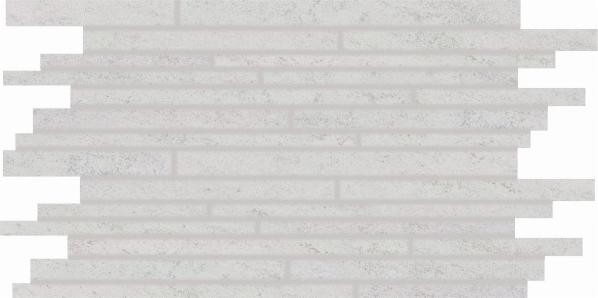 Dekor pískovcová imitace PIETRA, 30 x 60 cm, Světle šedá - DDPSE630