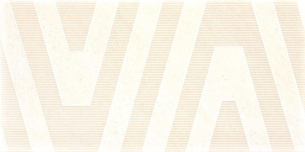 Dekor SANDY, 30 x 60 cm, Světle béžová - WITV4670