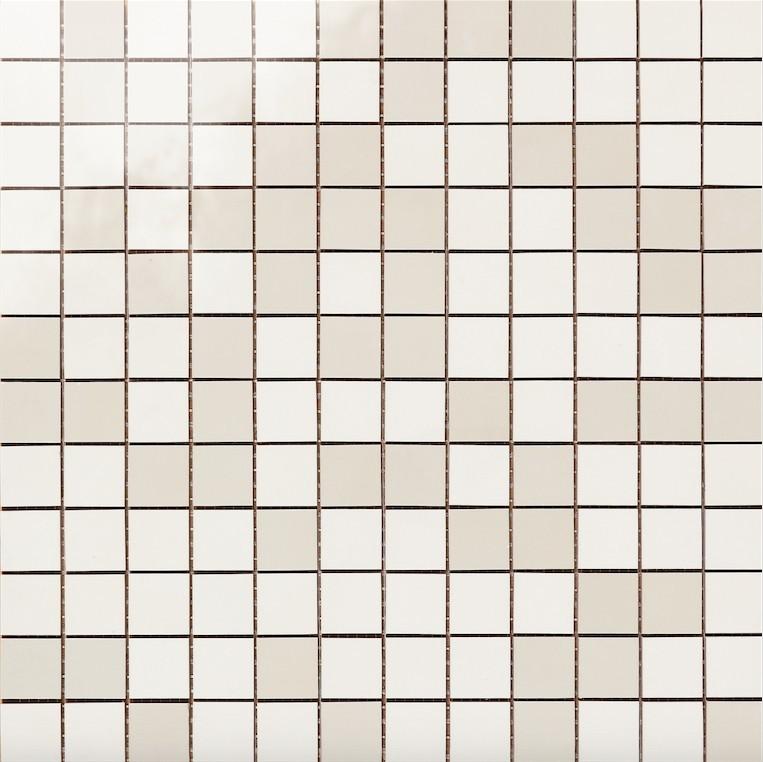 Mozaika IMPERFETTO Bílá