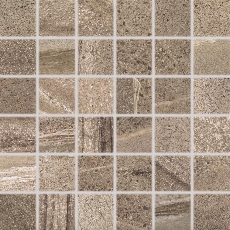 Mozaika imitace kamene RANDOM, 5 x 5 cm, Hnědá - DDM06677