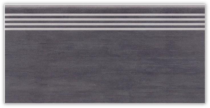 Mrazuvzdorná schodovka BALVANO Schwarz 30 x 60 cm