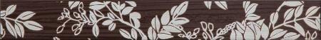 Listela WENGE, 45 x 5,7 cm, Hnědá - WLAPP001 č.2