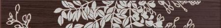 Listela WENGE, 45 x 5,7 cm, Hnědá - WLAPP001 č.4