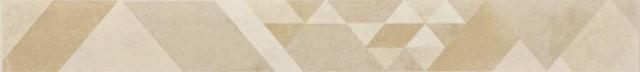 Dekor Pásky TRIANGLE, 20 x 40 cm, Bílá - WIFMB200 č.2