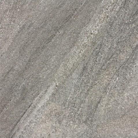 Velkoformátová dlažba imitace kamene RANDOM, 60 x 60 cm, Tmavě šedá - DAK63679 č.2