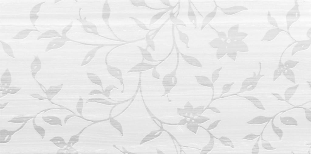 Dekor AKROPOLIS Šedý 20 x 40 cm