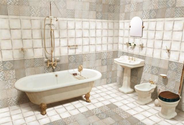 Retro koupelna BIJOU