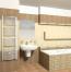 Koupelna OSAKA