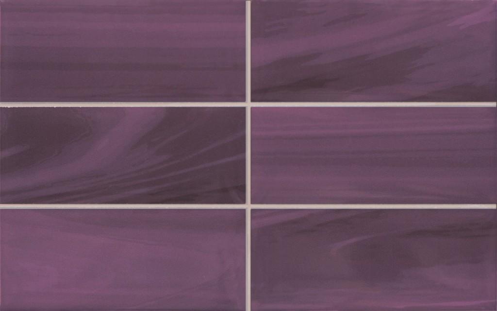 Dekor VETRO Mozaika purpura