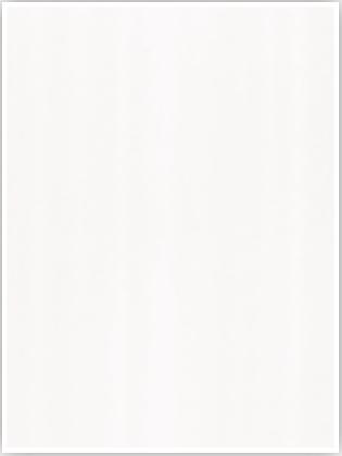 Lesklý obklad WHITE, 15 x 20 cm, Bílá - WAADP000