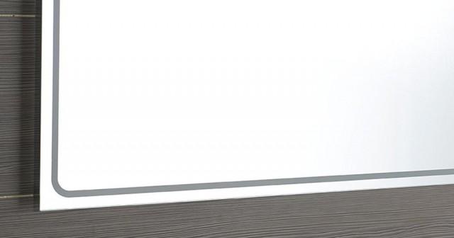 Zrcadlo s LED osvětlením GEMINI II 120 x 60 cm