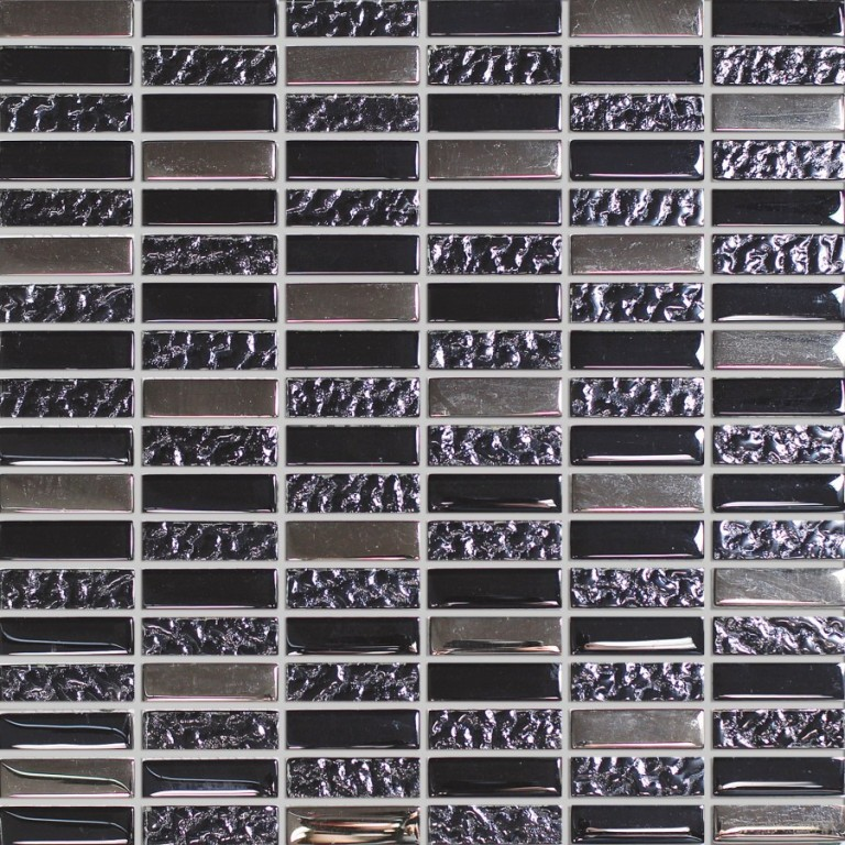 Mozaika Černá Eva