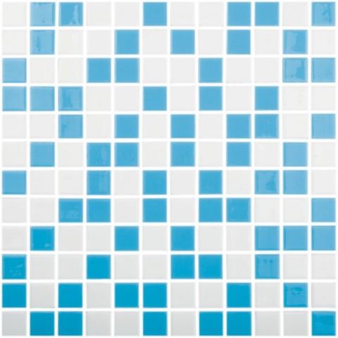 Skleněná mozaika MEZCLAS 100/102
