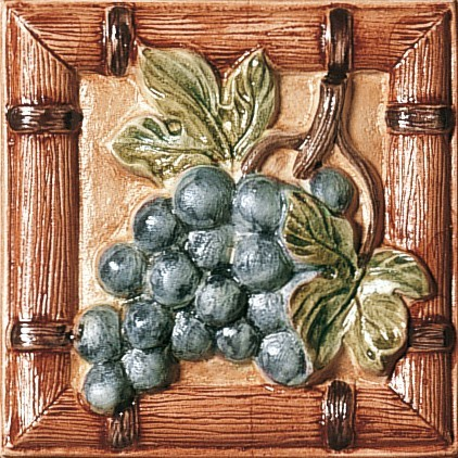 Kuchyňský dekor PETRAIA Fructis MIX OC/CO/RO