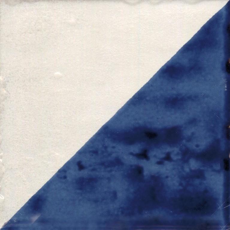 Dekor JOLIE Triangolo Blanc/Bleu