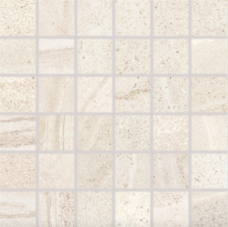 Mozaika imitace kamene RANDOM, 5 x 5 cm, Béžová - DDM06676