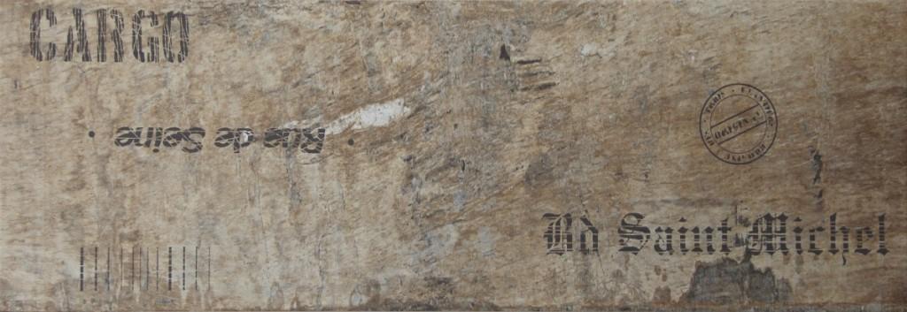Dekor imitace dřeva CEIBA Rue A