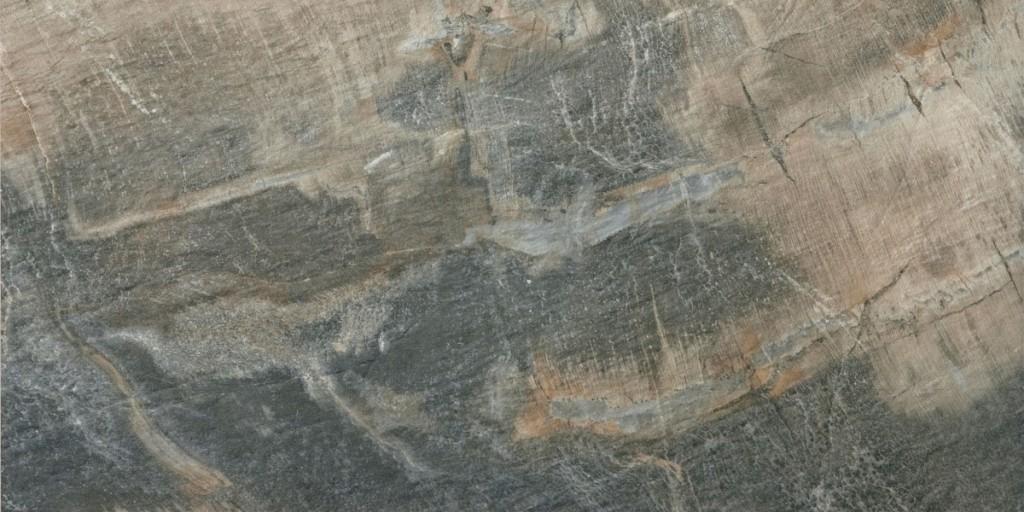 Mrazuvzdorná dlažba imitace kamene FOSSIL Blue 40 x 80 cm