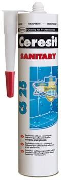 Sanitární silikon CS 25 Sanitary