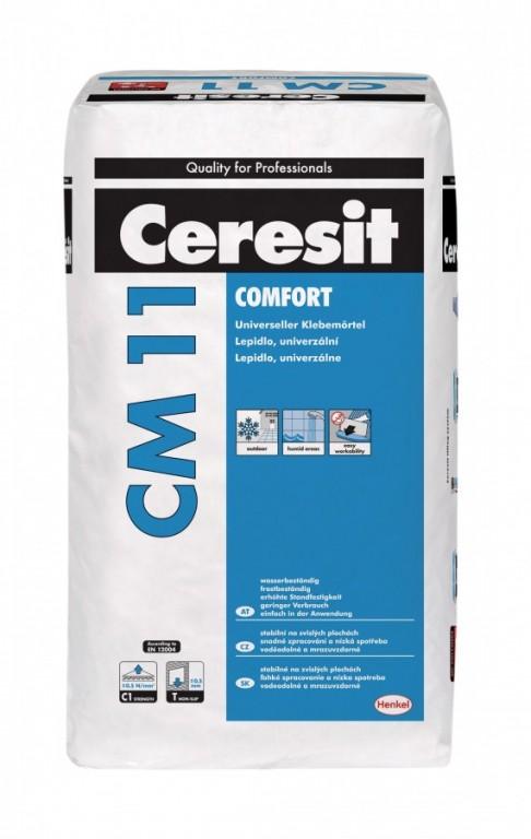 Základní lepidlo na obklady a dlažbu CM 11 Comfort 25kg