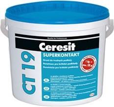 Penetrace pro kritické podklady CT 19 Supergrip