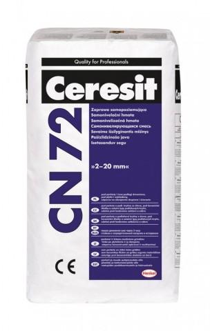 Samonivelační vyrovnávací hmota 2-20 mm CN 72
