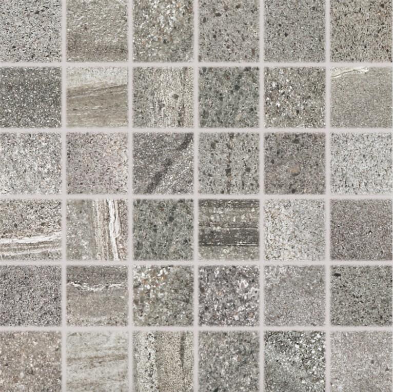 Mozaika imitace kamene RANDOM, 5 x 5 cm, Tmavě šedá - DDM06679