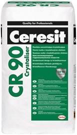 Těsníci malta s krystalizujícím efektem CR 90 Crystaliser