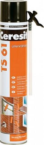 Trubičková polyuretanová pěna TS 61
