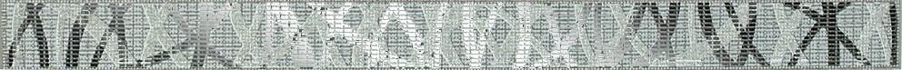 Listela CITY Fin/S 3,1 x 40 cm