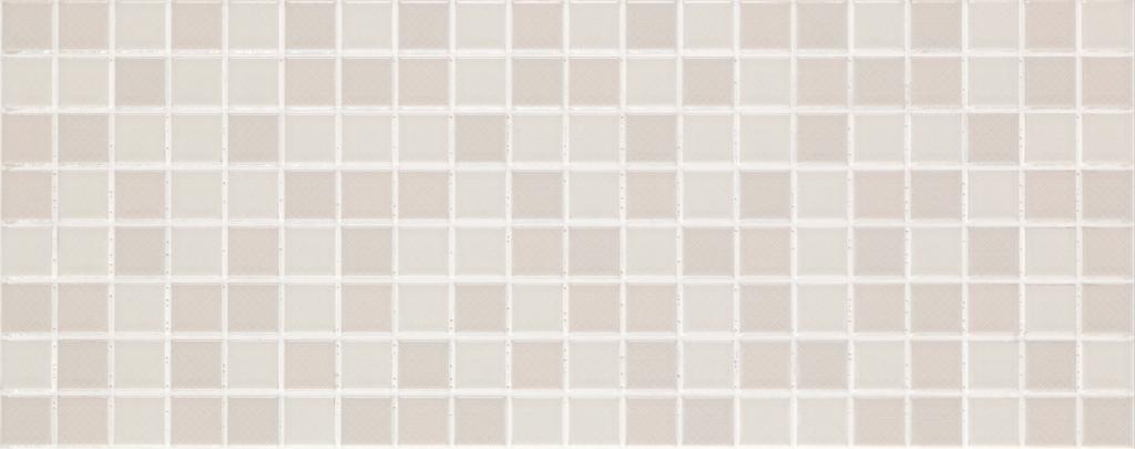 Mozaikový obklad SHINE White 20 x 50 cm