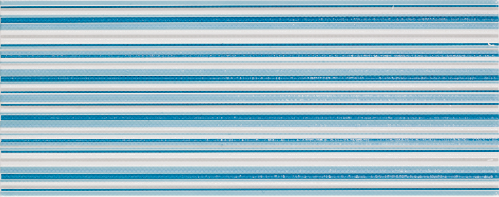 Dekor SHINE Modrý 20 x 50 cm