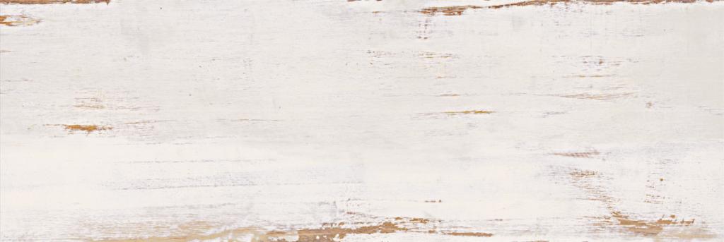 Velkoformátový obklad imitace dřeva ETNIC Bílý 25 x 75 cm