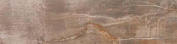 Mrazuvzdorná dlažba imitace kamene FOSSIL Brown 20 x 80 cm