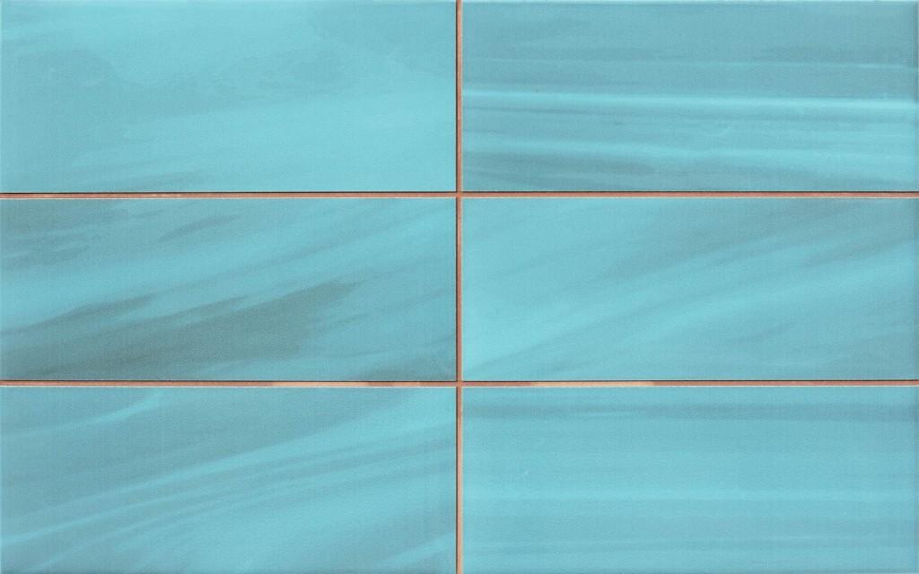 Dekor VETRO Mozaika azul